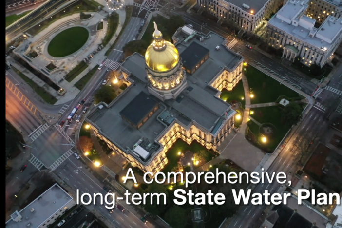 A comprehensive, long-term State Water Plan